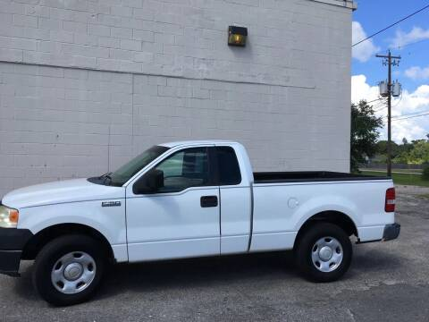 2006 Ford F-150 for sale at Autofinders in Gulfport MS