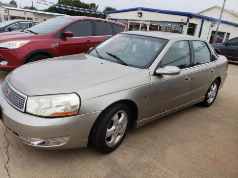 2003 Saturn L-Series for sale at Pioneer Auto in Ponca City OK