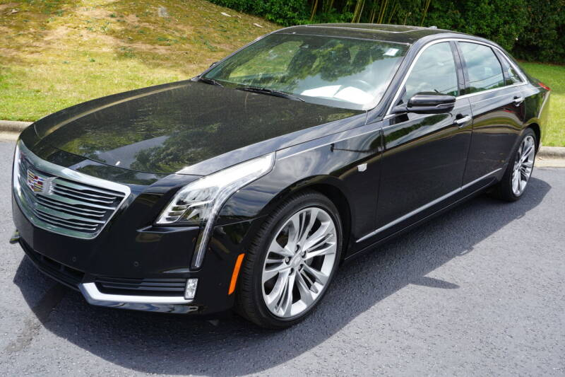 2016 Cadillac CT6 for sale at Modern Motors - Thomasville INC in Thomasville NC