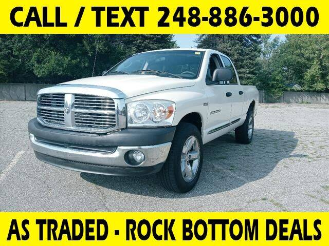 2007 Dodge Ram Pickup 1500 for sale at Lasco of Waterford in Waterford MI