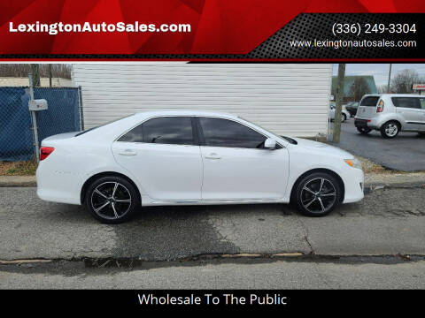 2014 Toyota Camry for sale at LexingtonAutoSales.com in Lexington NC