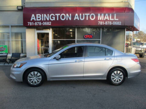 2011 Honda Accord for sale at Abington Auto Mall LLC in Abington MA