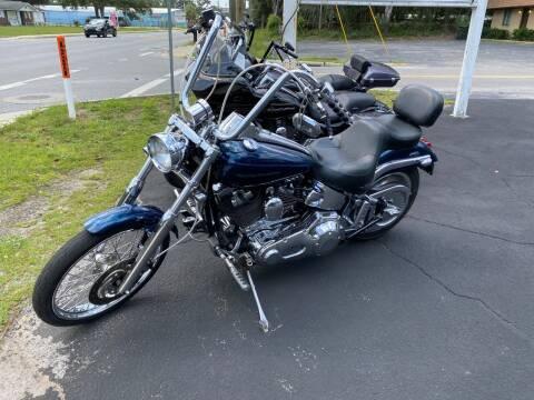 2001 Harley-Davidson Softail Deuce for sale at INTERSTATE AUTO SALES in Pensacola FL