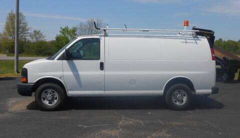 2012 Chevrolet Express Cargo for sale at KNOBEL AUTO SALES, LLC in Brookland AR