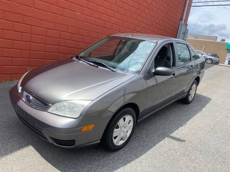2007 Ford Focus for sale at J & T Auto Sales in Warwick RI