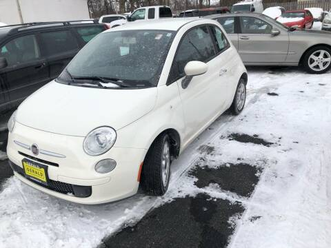 2012 FIAT 500 for sale at Prospect Auto Mart in Peoria IL