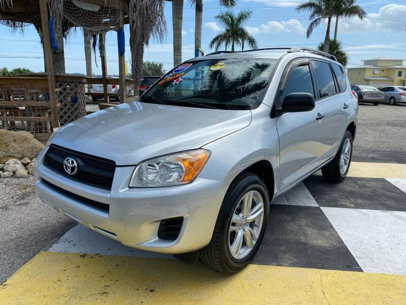 2011 Toyota RAV4 for sale at D&S Auto Sales, Inc in Melbourne FL