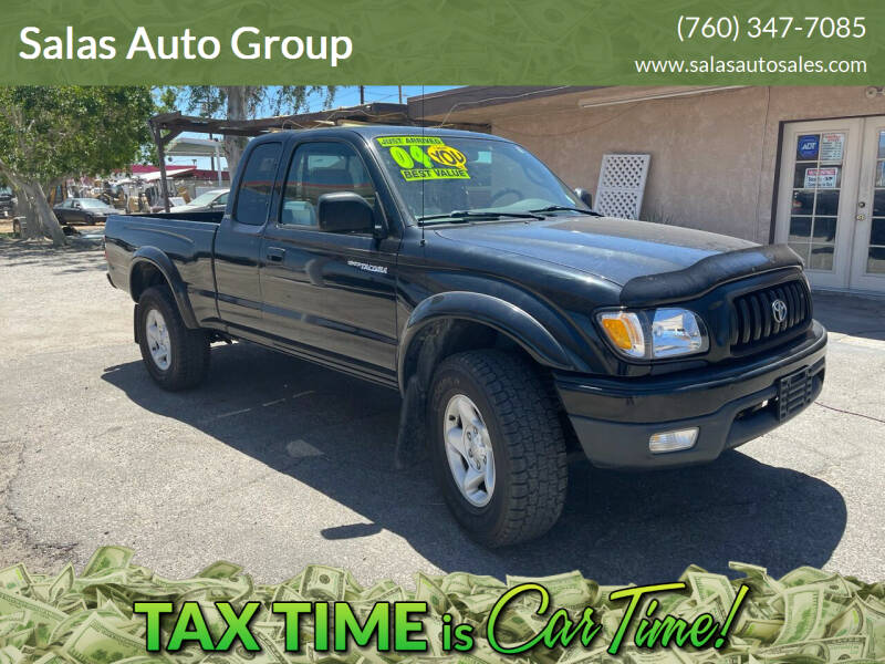 2004 Toyota Tacoma for sale at Salas Auto Group in Indio CA