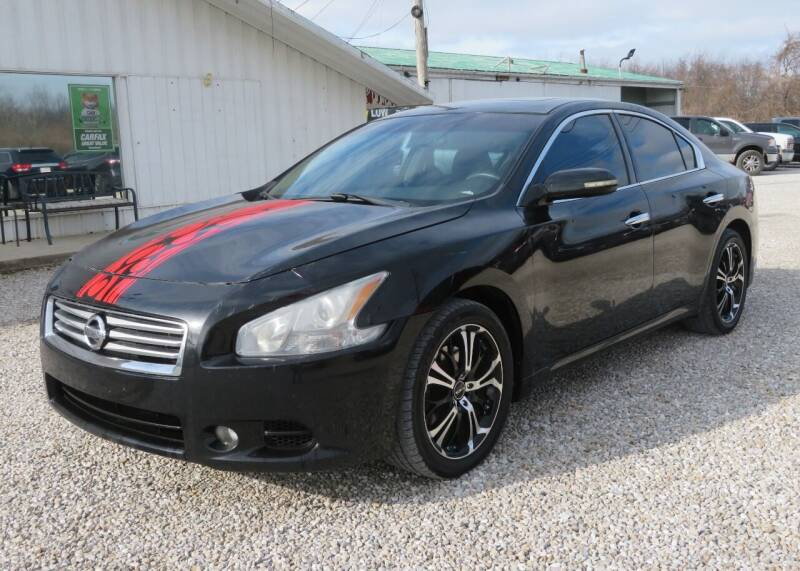 2014 Nissan Maxima for sale at Low Cost Cars in Circleville OH