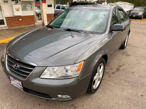 2009 Hyundai Sonata for sale at New Wheels in Glendale Heights IL