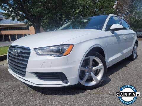 2015 Audi A3 for sale at Carma Auto Group in Duluth GA