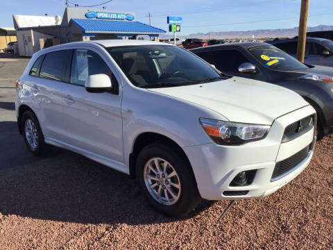 2011 Mitsubishi Outlander Sport for sale at SPEND-LESS AUTO in Kingman AZ