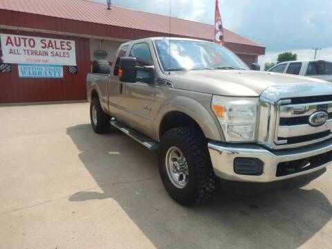 2011 Ford F-250 Super Duty for sale at All Terrain Sales in Eugene MO