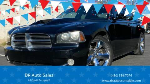 2007 Dodge Charger for sale at DR Auto Sales in Scottsdale AZ