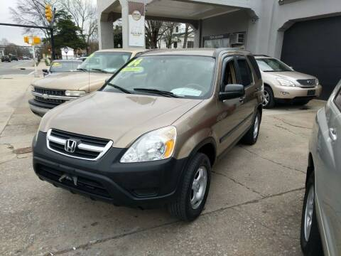 2004 Honda CR-V for sale at ROBINSON AUTO BROKERS in Dallas NC