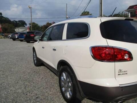 2012 Buick Enclave for sale at Special Finance of Charleston LLC in Moncks Corner SC