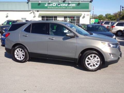 2018 Chevrolet Equinox for sale at Jim O'Connor Select Auto in Oconomowoc WI