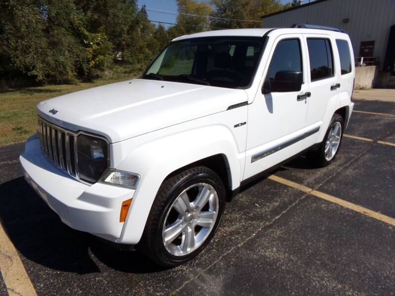2012 Jeep Liberty for sale at Rose Auto Sales & Motorsports Inc in McHenry IL