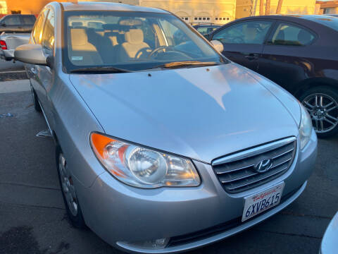 2007 Hyundai Elantra for sale at North County Auto in Oceanside CA