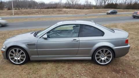 2004 BMW M3 for sale at Motorsport Garage in Neshanic Station NJ