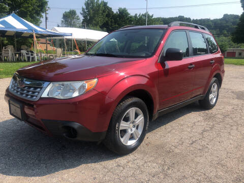 2011 Subaru Forester for sale at Used Cars 4 You in Carmel NY