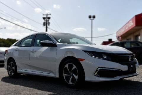 2019 Honda Civic for sale at International Auto Wholesalers in Virginia Beach VA