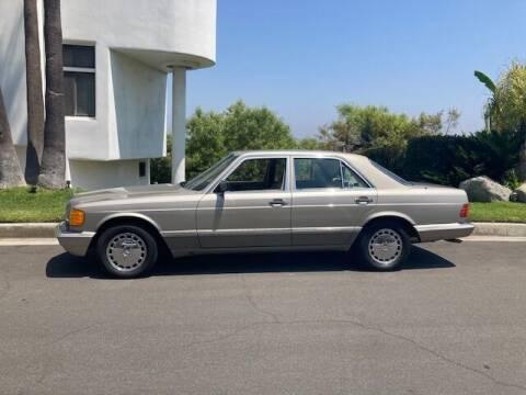 1991 Mercedes-Benz 300-Class for sale at Del Mar Auto LLC in Los Angeles CA
