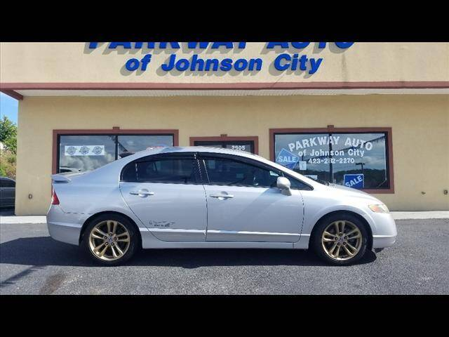 2008 Honda Civic for sale at PARKWAY AUTO SALES OF BRISTOL - PARKWAY AUTO JOHNSON CITY in Johnson City TN