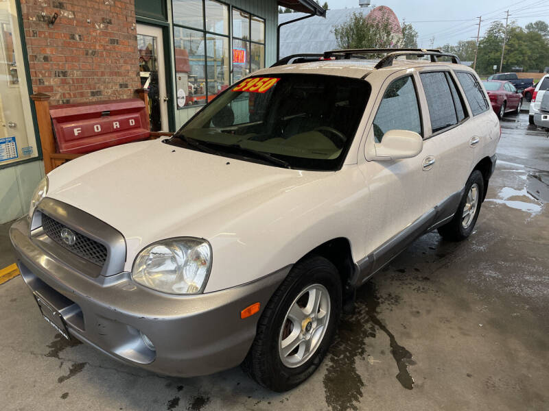 2004 Hyundai Santa Fe for sale at Low Auto Sales in Sedro Woolley WA