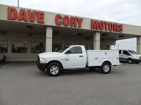 2014 RAM Ram Pickup 2500 for sale at DAVE CORY MOTORS in Houston TX