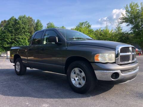 2004 Dodge Ram Pickup 1500 for sale at GTO United Auto Sales LLC in Lawrenceville GA