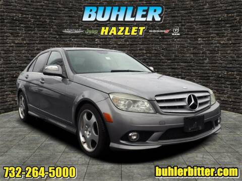 2008 Mercedes-Benz C-Class for sale at Buhler and Bitter Chrysler Jeep in Hazlet NJ