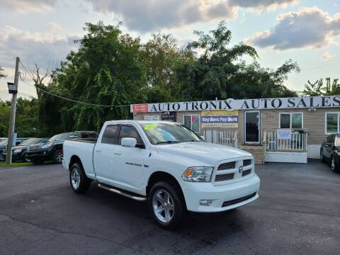 2011 RAM Ram Pickup 1500 for sale at Auto Tronix in Lexington KY