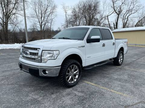 2014 Ford F-150 for sale at Jackie's Car Shop in Emigsville PA