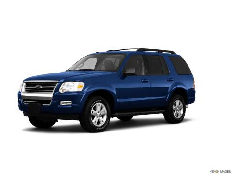 2010 Ford Explorer for sale at SULLIVAN MOTOR COMPANY INC. in Mesa AZ