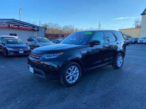 2019 Land Rover Discovery for sale at Sisson Pre-Owned in Uniontown PA