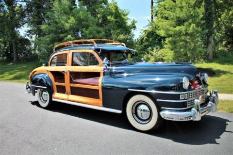 1947 Chrysler TC for sale at Classic Car Deals in Cadillac MI