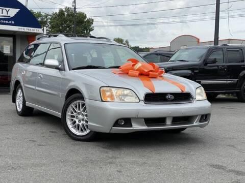 2003 Subaru Legacy for sale at OTOCITY in Totowa NJ