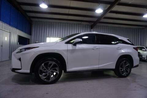 2018 Lexus RX 350L for sale at SOUTHWEST AUTO CENTER INC in Houston TX
