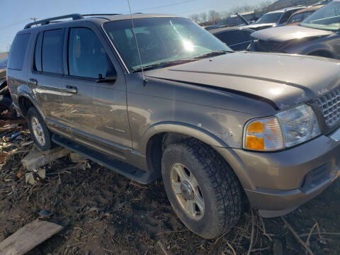 2002 Ford Explorer for sale at EHE Auto Sales Parts Cars in Marine City MI