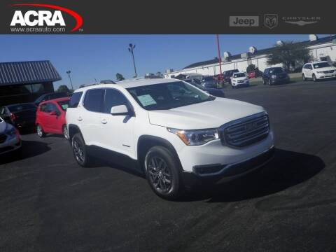2019 GMC Acadia for sale at BuyRight Auto in Greensburg IN