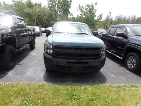 2009 Chevrolet Silverado 1500 for sale at Pool Auto Sales Inc in Spencerport NY