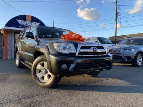 2008 Toyota 4Runner for sale at OTOCITY in Totowa NJ
