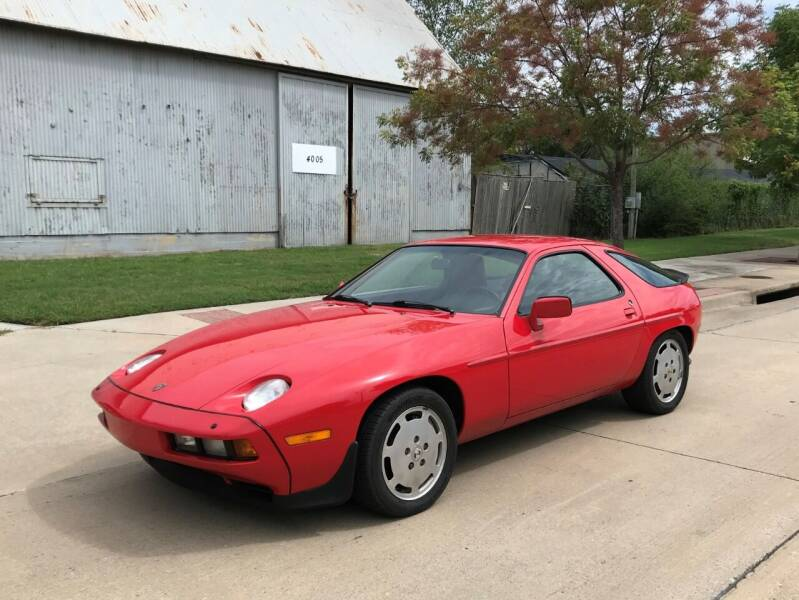 1986 Porsche 928 for sale at Enthusiast Motorcars of Texas in Rowlett TX