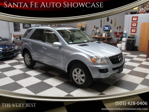 2006 Mercedes-Benz M-Class for sale at Santa Fe Auto Showcase in Santa Fe NM