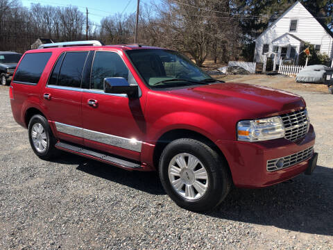 2007 Lincoln Navigator for sale at J.W. Auto Sales INC in Flemington NJ
