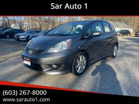 2011 Honda Fit for sale at Sar Auto 1 in Belmont NH