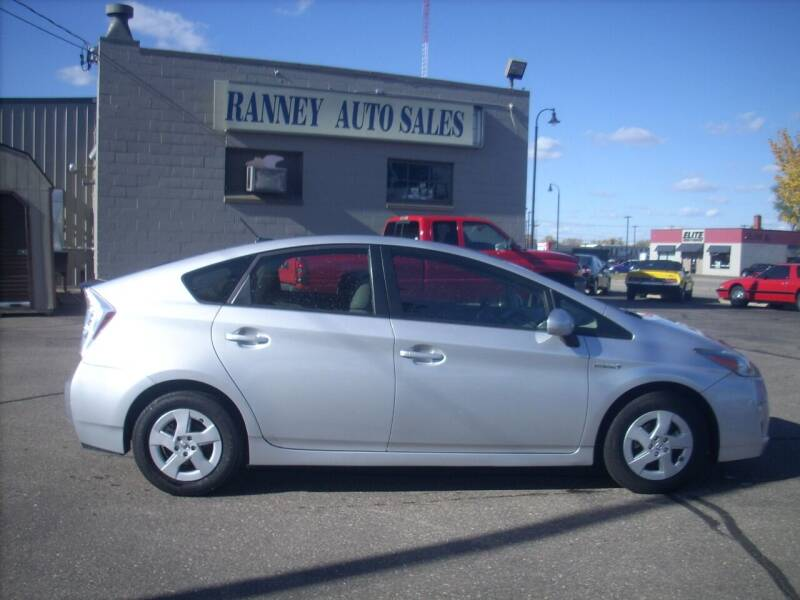 2011 Toyota Prius for sale at Ranney's Auto Sales in Eau Claire WI