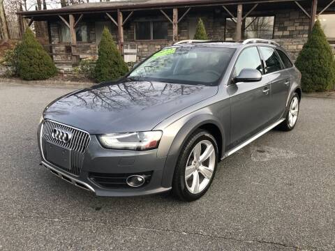 2013 Audi Allroad for sale at Highland Auto Sales in Boone NC