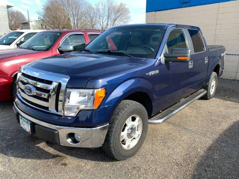 2009 Ford F-150 for sale at BEAR CREEK AUTO SALES in Rochester MN